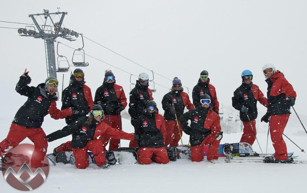 The Niseko Academy team