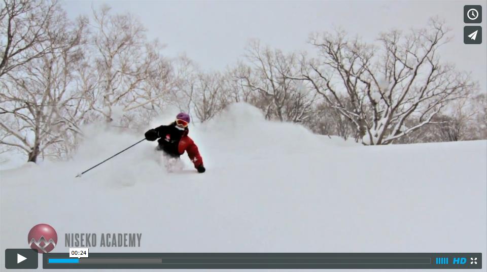 Niseko Academy Video screenshot
